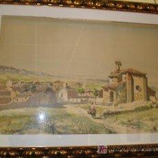 Arte: JESÚS MENESES DEL BARCO LIQUIDACIÓN, (ACEPTAMOS CUALQUIER OFERTA). Lote 27213062
