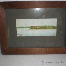Kunst - pequeña acuarela - 17389151