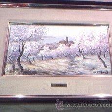 Arte: JOAN PLANELL. PINTOR NACIDO EN SABADELL EN 1938 . Lote 27204085