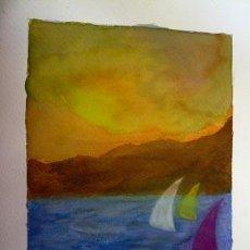 Kunst - Acuarela original - 26421768