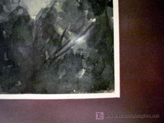 Arte: Acuarela sobre papel Firmada A. Ballester 8V - Foto 5 - 19263522