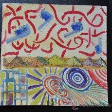Arte: ACUARELA SOBRE PAPEL FIRMADA VALENCIA 96. Lote 23240568