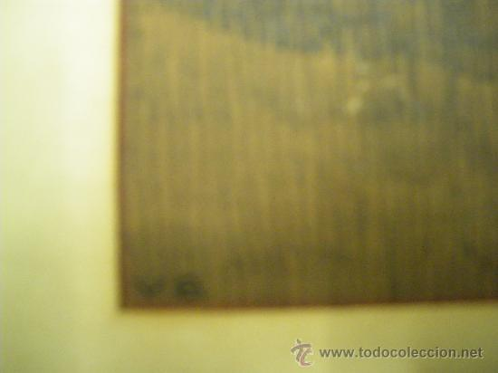 Arte: DIBUJO Y OLEO CARTULINA PINTURA ANTIGUA FIRMADO V.B. MEDIDA 29 X 22 CM. SEÑORAS VESTIDO ÉPOCA - Foto 5 - 29796924