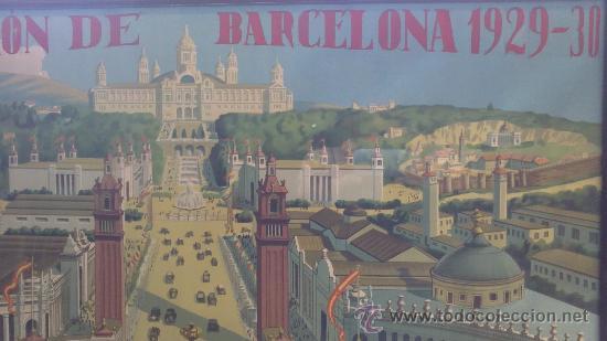 Arte: EXPOSICION DE BARCELONA 1929 30 PALACIO NACIONAL - Foto 11 - 30338914