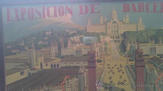 Arte: EXPOSICION DE BARCELONA 1929 30 PALACIO NACIONAL - Foto 9 - 30338914
