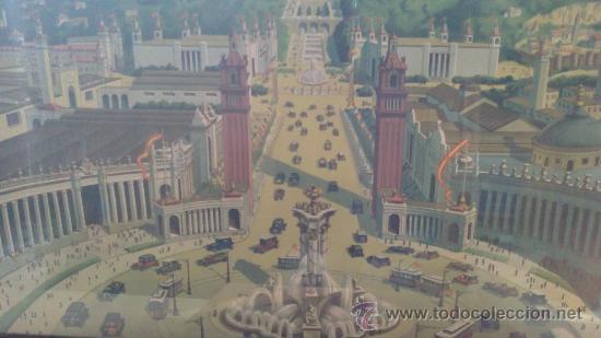 Arte: EXPOSICION DE BARCELONA 1929 30 PALACIO NACIONAL - Foto 8 - 30338914
