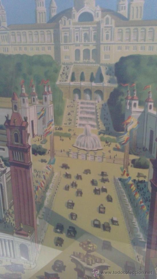 Arte: EXPOSICION DE BARCELONA 1929 30 PALACIO NACIONAL - Foto 4 - 30338914