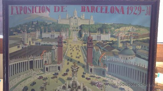 Arte: EXPOSICION DE BARCELONA 1929 30 PALACIO NACIONAL - Foto 3 - 30338914