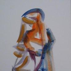 Arte: ANTONIO PESSOA - SERIE ESCULTURAS - Nº 547 - 36'5 X 28 CM . Lote 32147199