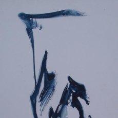 Arte: ANTONIO PESSOA - SERIE ESCULTURAS - Nº 620- 41 X 29 CM . Lote 32147314