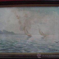 Arte: MARINA, FERRER SANCHO 1948. Lote 32183324