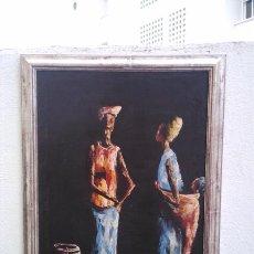 Arte: PINTURA AFRICANA. Lote 33645296