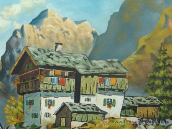 PAREJA DE ACUARELAS (Arte - Acuarelas - Contemporáneas siglo XX)