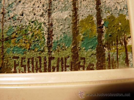 Arte: Técnica mixta de Floreal Soriguera.Pintor de terrassa - Foto 3 - 33812673