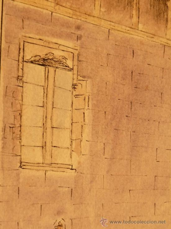 Arte: Acuarela sobre cartulina.Maria Arderiu Vilanova. - Foto 3 - 34518847