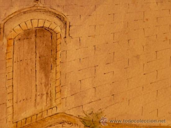 Arte: Acuarela sobre cartulina.Maria Arderiu Vilanova. - Foto 4 - 34518847
