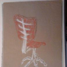 Kunst - gouache sobre papel 35x51cms - 34595250