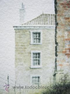Arte: Bella pintura acuarela Michael J. Taylor - Edificio - Foto 6 - 35497659