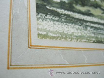 Arte: Bella pintura acuarela Michael J. Taylor - Edificio - Foto 8 - 35497659