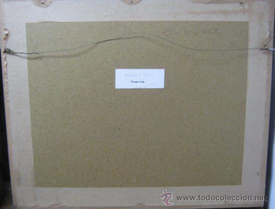 Arte: Caprice - Exquisita Acuarela inglesa - firmada - Foto 8 - 35497524