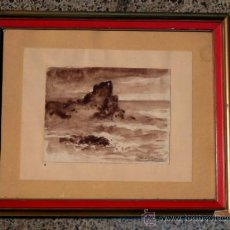 Arte: BONITA AGUADA DE ANTONI ROS Y GÜELL(BARCELONA 1873-BADALONA 1954). Lote 36995666