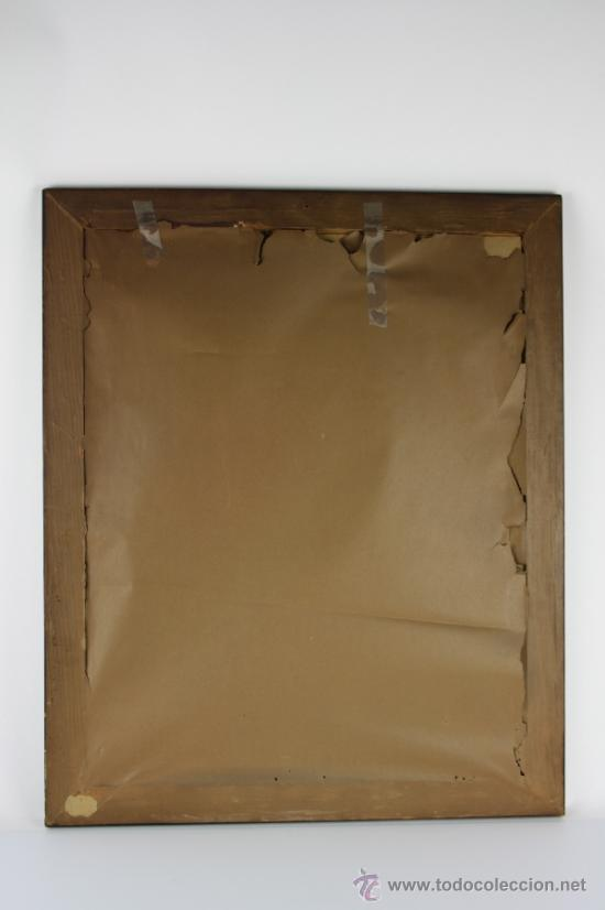 Arte: B3-020. JOSE LUIS FLORIT RODERO (1909-2001) CABALLERO ACUARELA SOBRE PAPEL 33.5*44 CM. - Foto 7 - 38131120