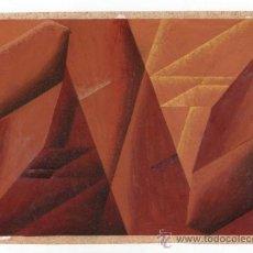 Arte: DIBUJO EN ACUARELA, 1960'S. FIRMADO: GONZALEZ. 18X25 CM.. Lote 38999118