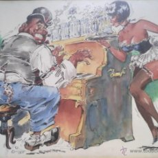 Arte: JORDI BUXADÉ, BARCELONA 1930-1997 . Lote 39300601