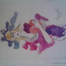 Arte: AÑO 1991 MANUEL CUYÀS. Lote 40890260