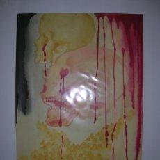 Arte: ACUARELA SOBRE PAPEL DE EDUARDO YGRIA. Lote 41051265