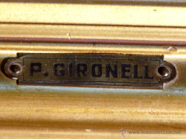 Arte: precioso temple de Pere Gironell Piernau (Borrassà 1904).Ver Ràfols - Foto 6 - 41238040