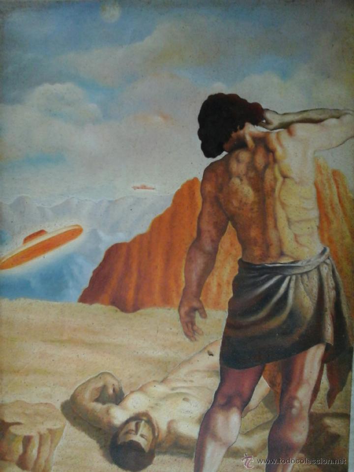 ACUARELA FIRMADA W. ORE. (Arte - Acuarelas - Contemporáneas siglo XX)