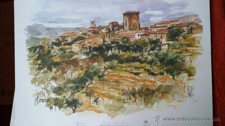 Arte: ANTONIO VARAS / ACUARELAS / SALAMANCA - Foto 6 - 51483354