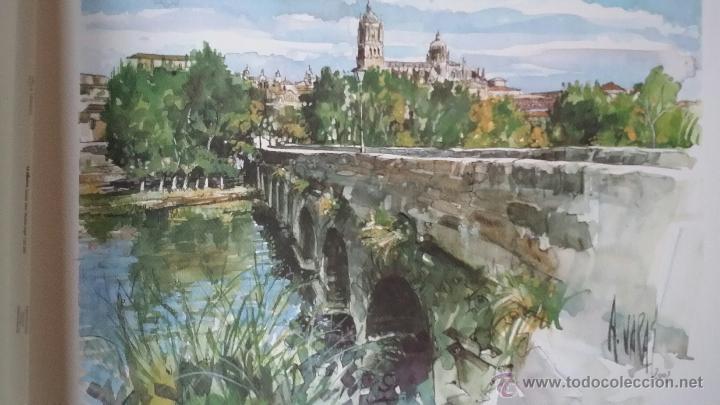 Arte: ANTONIO VARAS / ACUARELAS / SALAMANCA - Foto 7 - 51483354