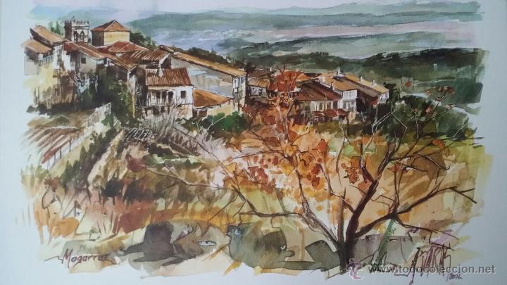 Arte: ANTONIO VARAS / ACUARELAS / SALAMANCA - Foto 11 - 51483354
