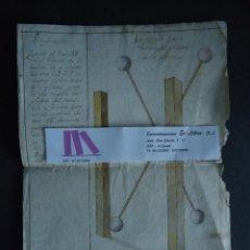 Arte: MINAS. ACUARELA. 'INGENIO PARA MOLER LAS PIEDRAS DE LA MINA' SIGLO XVIII PRINCIPIOS DEL XIX.. Lote 48782705