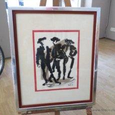 Arte: TOREROS CHARELA 1977. Lote 49589650