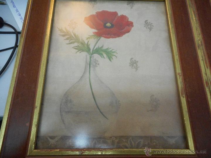 Arte: pareja antigua supongo acuarela firmadas ferrante - Foto 2 - 49826917