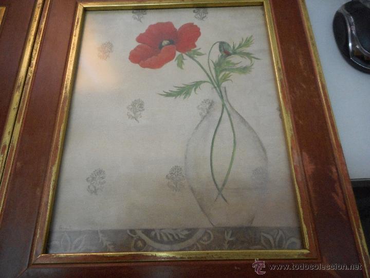 Arte: pareja antigua supongo acuarela firmadas ferrante - Foto 3 - 49826917