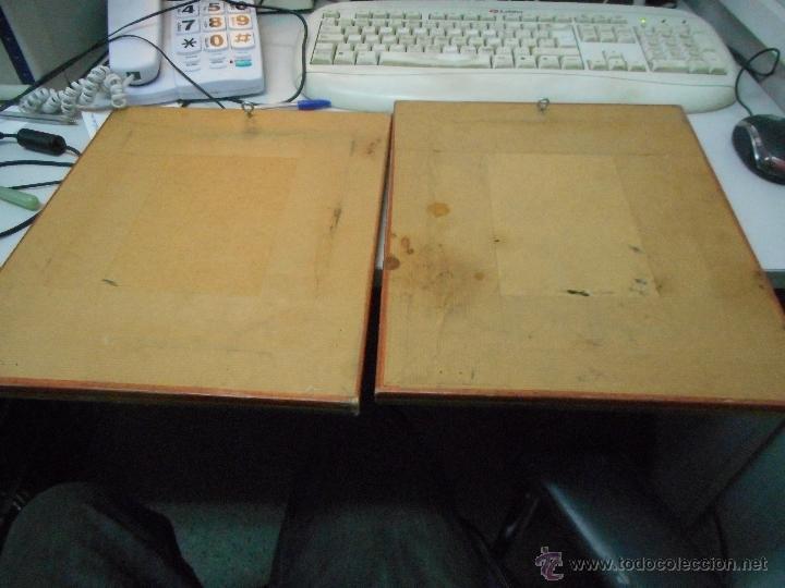 Arte: pareja antigua supongo acuarela firmadas ferrante - Foto 6 - 49826917