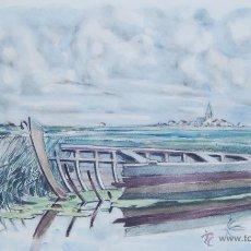 Arte: PINTOR FERRER CARBONELL . Lote 49911326