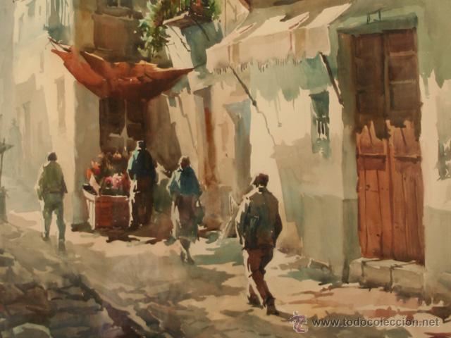 Arte: Detalle del rincón con mercado - Foto 4 - 49926912