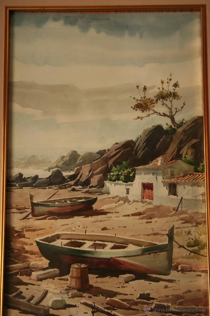 Arte: Acuarela de Bonillo - Foto 2 - 49928469