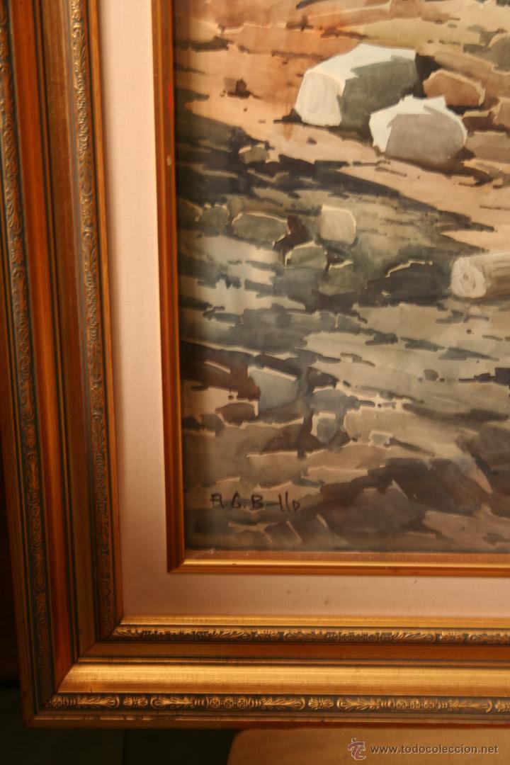 Arte: Acuarela de Bonillo - Foto 4 - 49928469