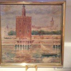 Arte: ACUARELA 1948. Lote 50367823