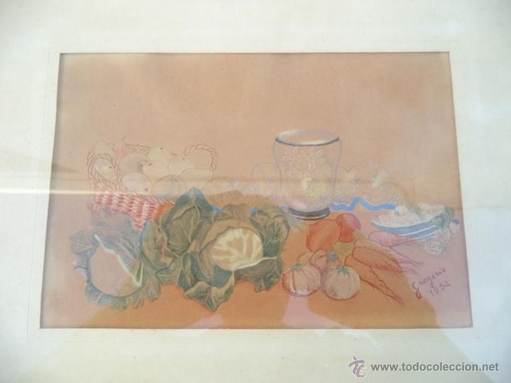 Arte: acuarela bodegon - Foto 2 - 53412908