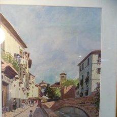 Arte: ACUARELA GRANADINA. Lote 53031281