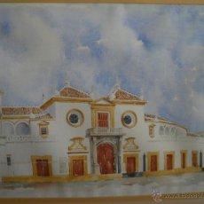 Arte: ACUARELA.. Lote 54126663
