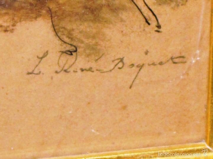 Arte: IDEAL SASTRE, SASTRERIA, TIENDA DE ROPA, SENSACIONAL OBRA HISTORICA LOUIS RENE BOQUET 1717-1818 - Foto 4 - 55096740