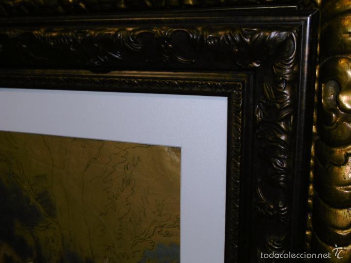 Arte: IDEAL SASTRE, SASTRERIA, TIENDA DE ROPA, SENSACIONAL OBRA HISTORICA LOUIS RENE BOQUET 1717-1818 - Foto 9 - 55096740